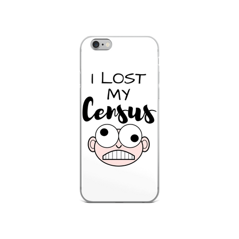 I Lost My Census - iPhone - Acknowledge Your Ancestry