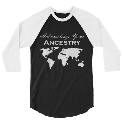 Acknowledge Your Ancestry