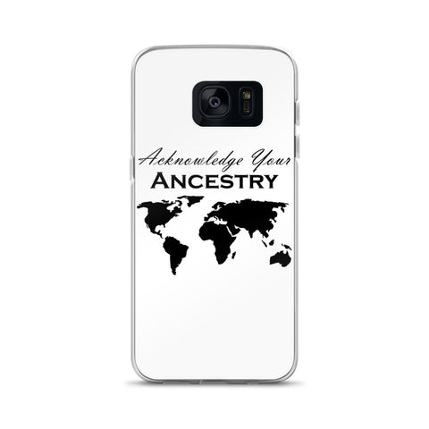 Acknowledge Your Ancestry - Samsung - Acknowledge Your Ancestry