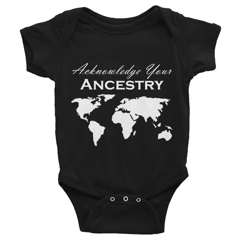 Acknowledge Your Ancestry: NB - 24M - Acknowledge Your Ancestry