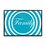 Family - Framed Poster (Photo) - Acknowledge Your Ancestry