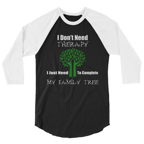 Therapy - Acknowledge Your Ancestry