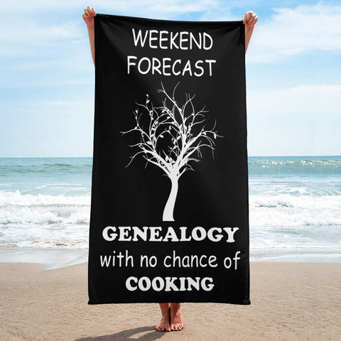 Weekend Forecast - Acknowledge Your Ancestry