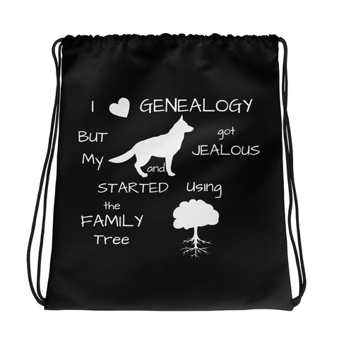 I Love Genealogy - Acknowledge Your Ancestry