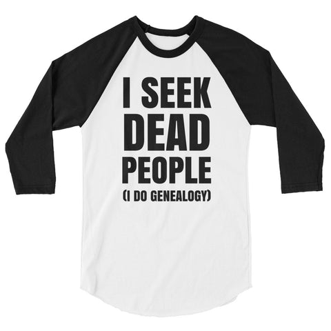 I Seek Dead People - Acknowledge Your Ancestry