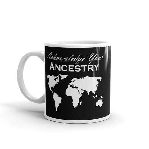 Acknowledge Your Ancestry - Acknowledge Your Ancestry
