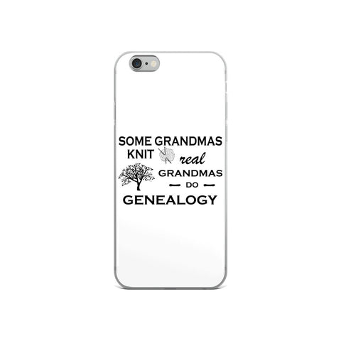 Real Grandmas - iPhone - Acknowledge Your Ancestry
