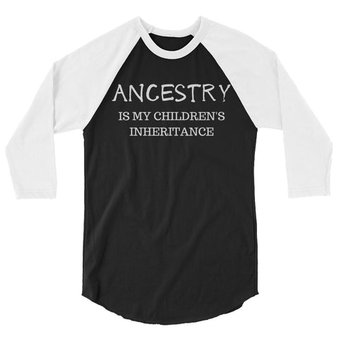 Inheritance - Acknowledge Your Ancestry