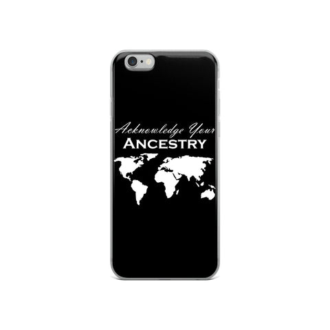Acknowledge Your Ancestry - iPhone - Acknowledge Your Ancestry