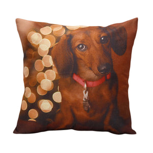Festival Pillow Case Cushion Cover