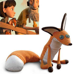 The Little Prince Stuffed Fox Plush Toy 20 Inches - Premium Pillow Store