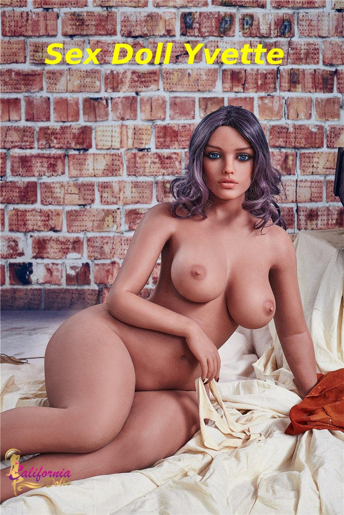 Sex Doll Yvette | California Dolls™ News