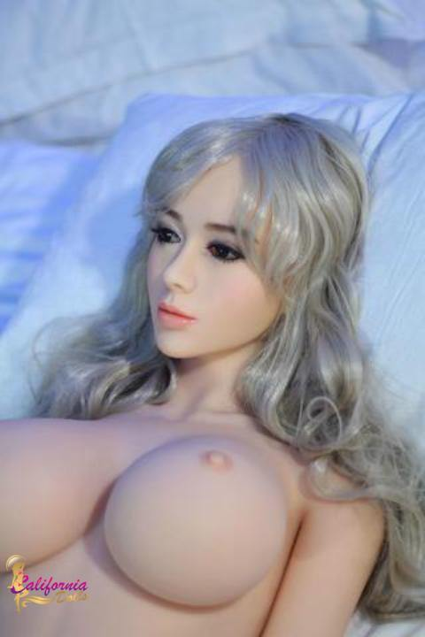 Big tits sex doll with gorgeous face.