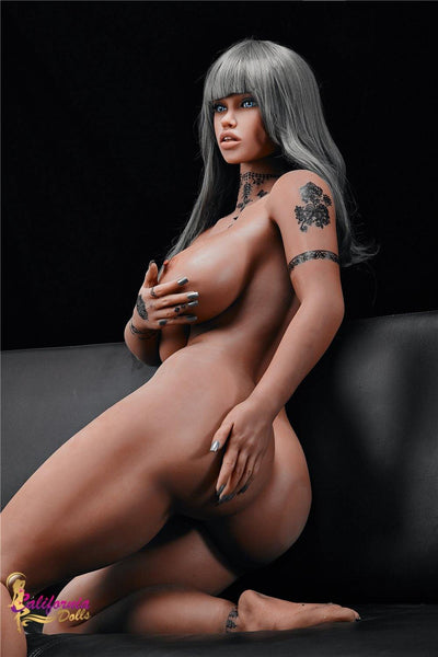 Beautiful black sex dolls from California dolls .