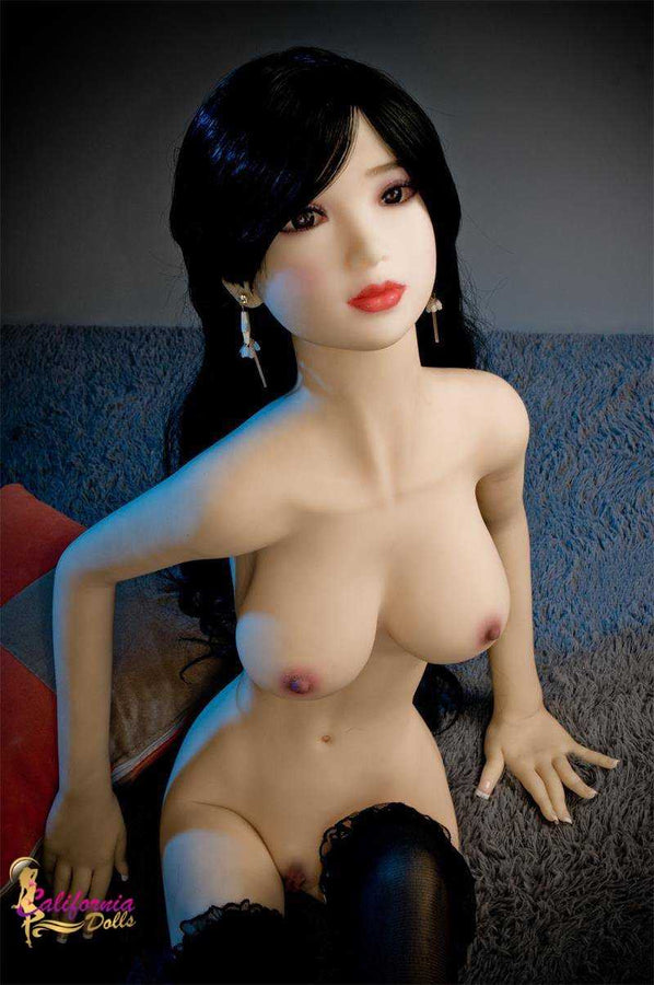 Japanese sex doll with big beautiful breast.