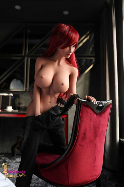 Tall Red Head Sex Doll - Sasah - California Dolls™