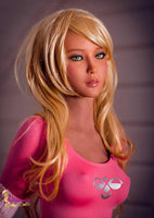 Young Blonde Sex Doll Pretty Face