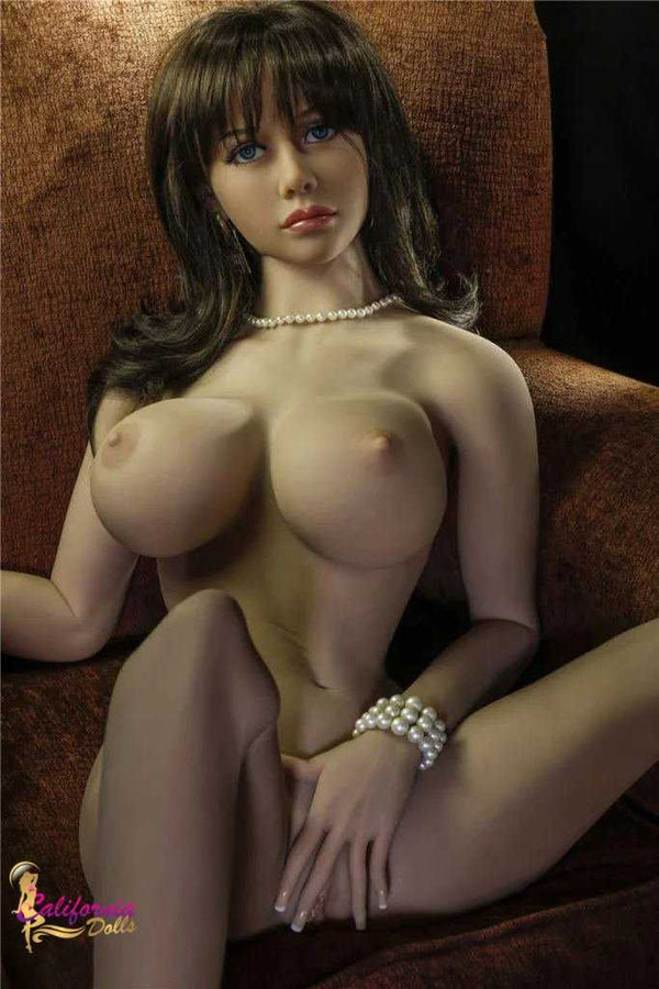 Naked sex doll with beautiful body features.