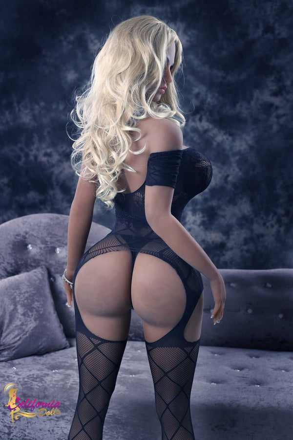 Tall sex doll with big heart shaped butt