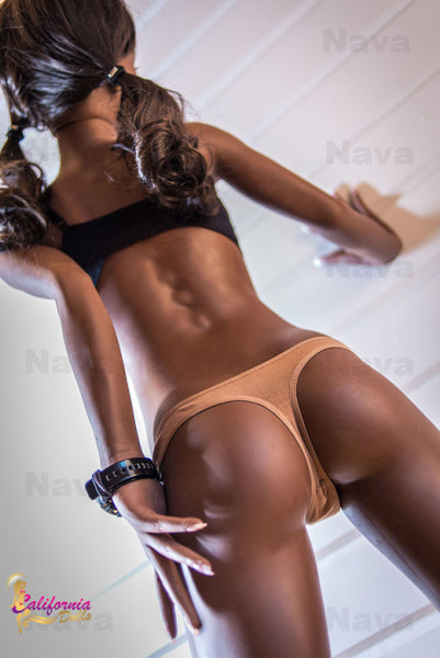 La-Trice's long black locks will tickle and tease, and her gorgeous eyes will captivate you.