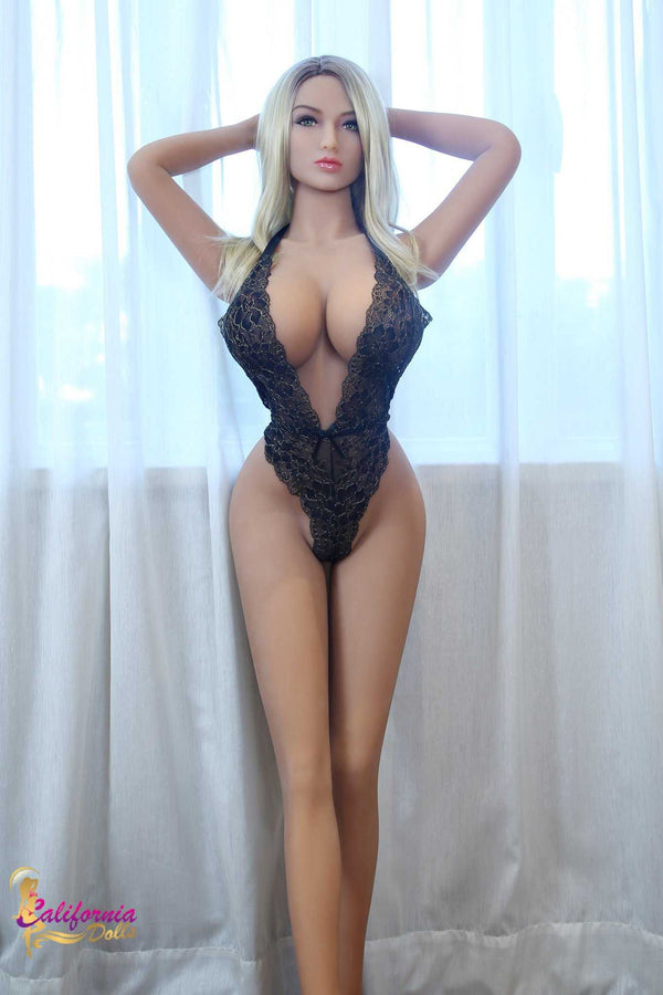 Large tits, small waist, big butt sex doll.