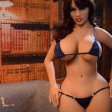 Full Figured Real Sex Doll Valerie Incredible Figure