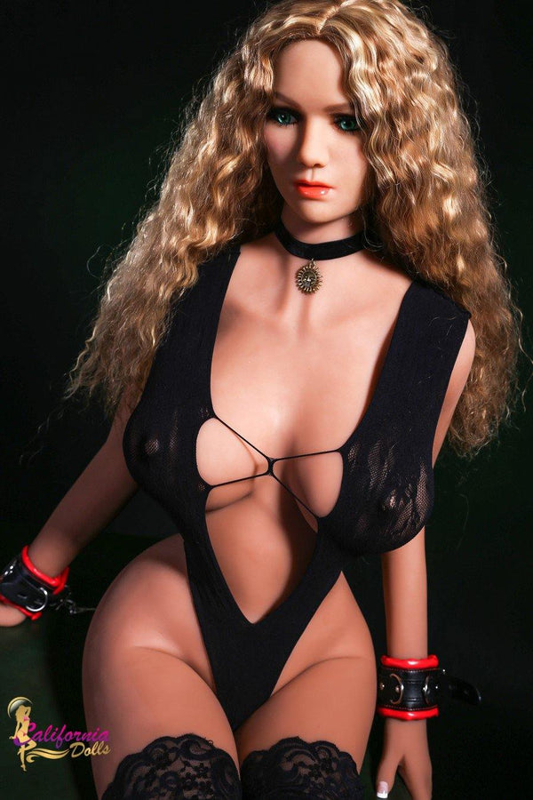 Exciting silicone love doll from California Dolls™