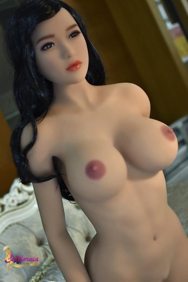 Light skin Japanese sex doll.