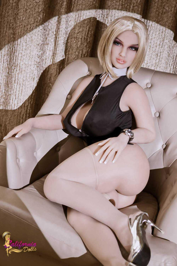 Big butt on sex doll