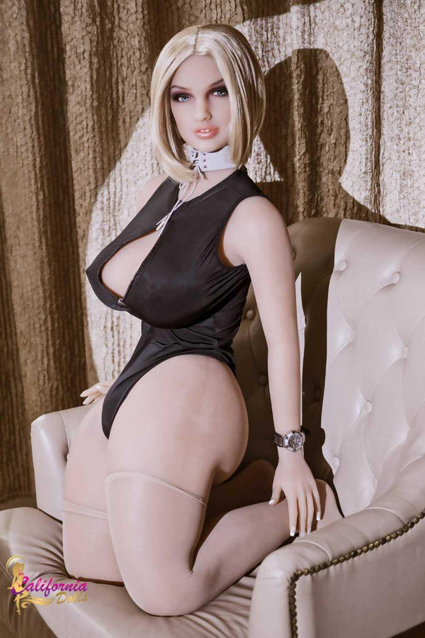 Big perky breast on sex doll