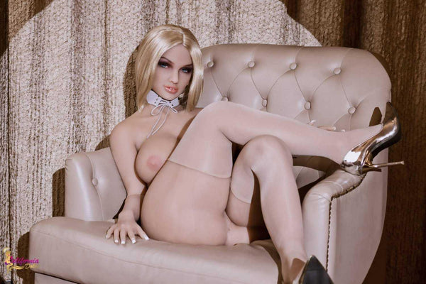 Large sex doll with pretty face