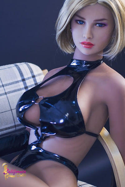 Platinum Blonde Sex Doll - Jennifer - California Dolls™