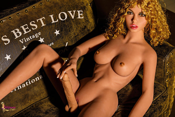 Shemale sex doll with sexy female figure.