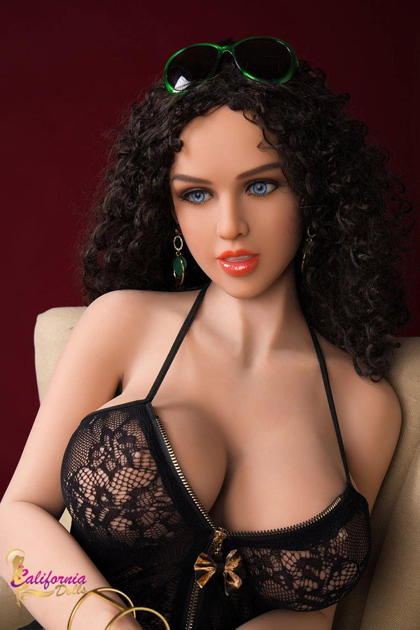 Android sex doll with gorgeous facial features.
