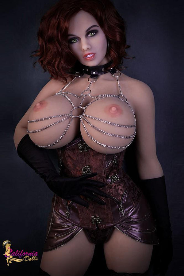 Busty sex doll basketball size boobs.