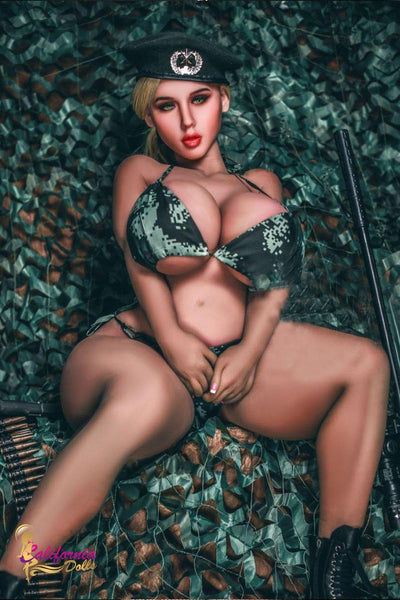 New Arrivals Large thigh military female sex doll