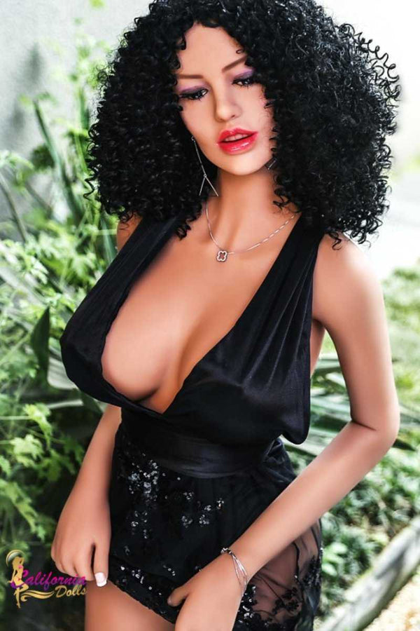 Big boob black sex doll by California Dolls™