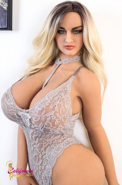 Beautiful sex doll with large breast.