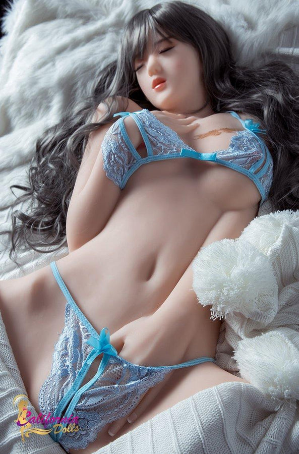 Half body adult sex doll torso from California Dolls.