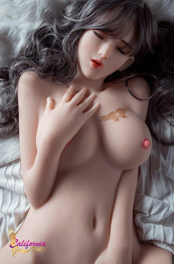 Light weight M-TPE sex doll torso