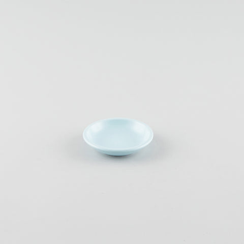 Round Soy Sauce Dish - Blue (L)