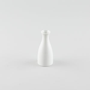 Sake Bottle - White (S) - Logo