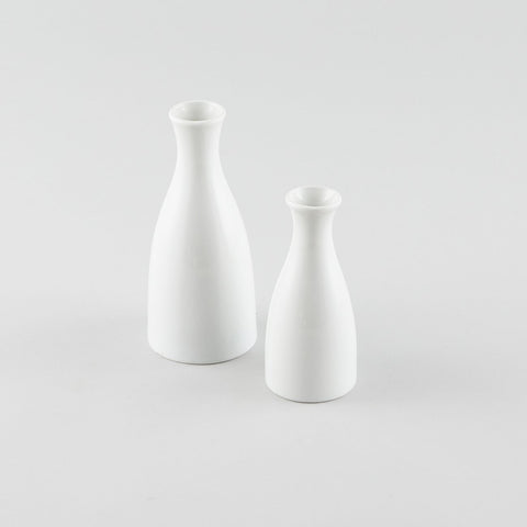 Sake Bottle - White (L)