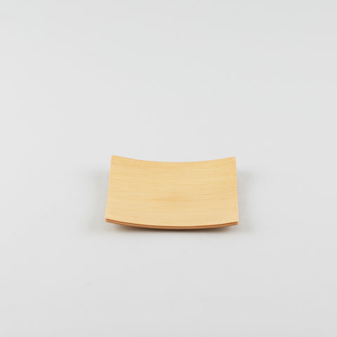 Gold Craft Plywood Square Dish S