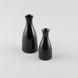 Sake Bottle - Black (S)