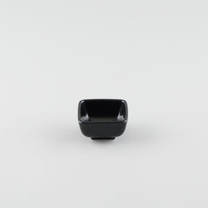 Rounded Square Bowl - Black (S)