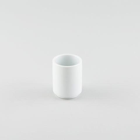 Tea Cup - White (M) - Logo