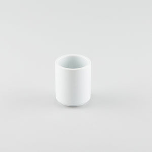 Tea Cup - White (L) - Logo