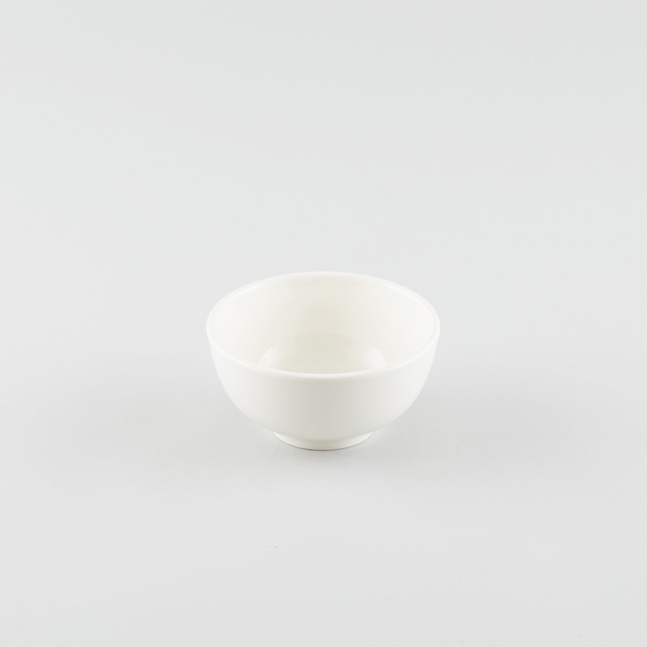 M-L Size Rice Bowl - White