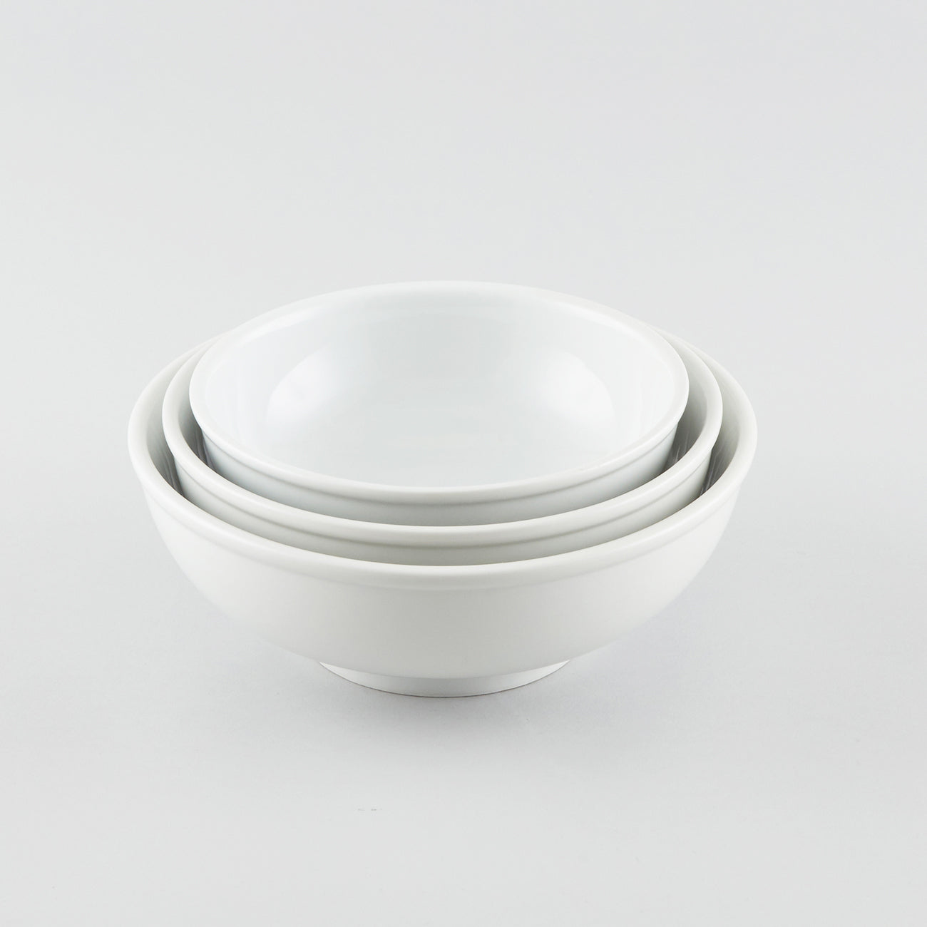 Standard Rounded Soup Bowl - White (L) 56 oz
